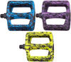 Twisted PC Pedals Tie-Dye Black